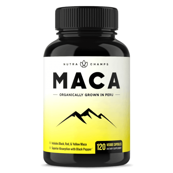 Maca - The Mighty Superfood!