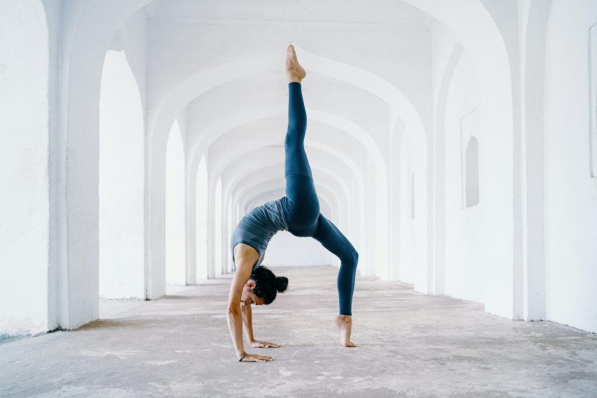 The Importance of Work From Home Yoga